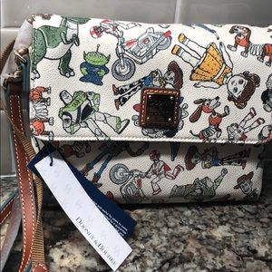 Dooney & Bourke Toy Story 4 Crossbody Bag BNWT